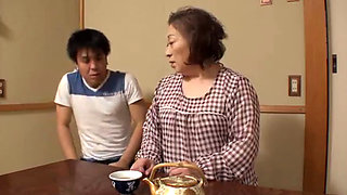video titel: Chubby Asian Granny getting fucked || porn tgas: asian,chubby,fuck,