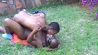 video titel: Bald African hottie gets tied up for some sexy fun || porn tgas: african,bald pussy,black,bondage,bravotube