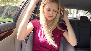 video titel: Sexy and beautiful mila gets spotted and offered a free ride || porn tgas: beautiful,blowjob,cumshots,outdoor,sleazyneasy