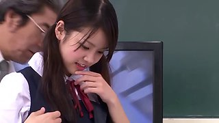 video titel: Innocent japanese college girl gets physical examination || porn tgas: college,girl,innocent,japanese,jizzbunker
