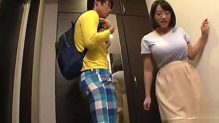 video titel: Student Blackmails her cute Japanese teacher to fuck her FULL MOVIE ONLINE || porn tgas: asian,big ass,big cock,big tits,