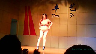 video titel: Chinese Sexual dance || porn tgas: chinese,dancing,jizzbunker