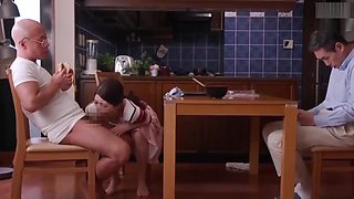 video titel: NSPS my Beloved Wife is a Sex Doll Megumi Meguro || porn tgas: 3some,amateur,asian,cuckold,