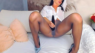 video titel: pantyhose webgirl || porn tgas: heels,high definition,pantyhose,secretary,xhamster