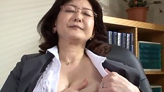 video titel: japanese school director masturbates in the office || porn tgas: asian,japanese,masturbation,mature,xxxdan