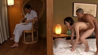 video titel: Stepmom cheating sex || porn tgas: asian,brunette,cheating,hairy,