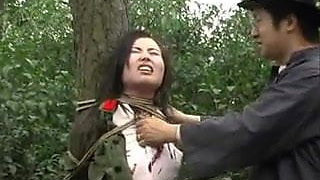 video titel: Chinese army girl tied to tree || porn tgas: bondage,chinese,girl,xhamster