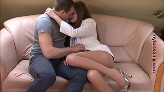 video titel: Young Wife Finger Fucked in Pantyhose D Cup Connie Carter    porn tgas: czech,european,fingering,fuck,xhamster