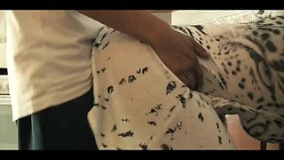 video titel: milf maid seduced and fucked in the kitchen from behind || porn tgas: ass fucking,fuck,kitchen,maid,xxxdan