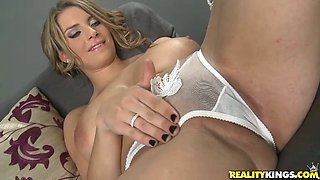 video titel: Super busty bitch Katerina plays with her boobs and masturbates slit || porn tgas: babe,big tits,bitch,boobs,xcafe