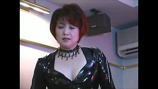 video titel: Asian Milf Mistress, Whipping and Pegging || porn tgas: asian,mistress,whip,xxxdan