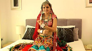 video titel: Charming Indian College Girl Jasmine In Gujarati Garba Dress || porn tgas: charming,college,indian,iceporn