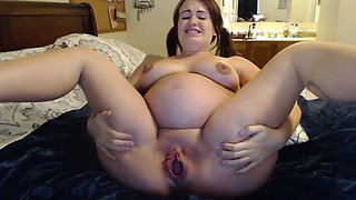 video titel: seriously spread pregnant pussy || porn tgas: amateur,pregnant,pussy,spreading,upornia