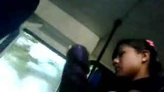 video titel: Flashing bus || porn tgas: car,flashing,handjob,homemade,xhamster