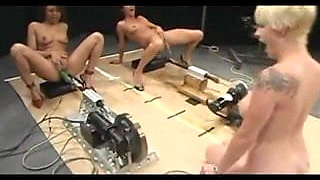 video titel: Girls squirting giant loads on Fucking Machines    porn tgas: fuck,girl,sex machine,squirt,xhamster
