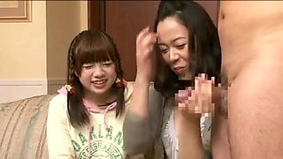 video titel: Mother and daughter have fun || porn tgas: daughter,fun,mother,xhamster