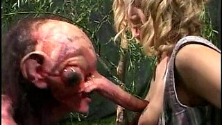 video titel: Blonde princess in the forest gets fucked by a big cock troll || porn tgas: big cock,blonde,fuck,park,bravotube
