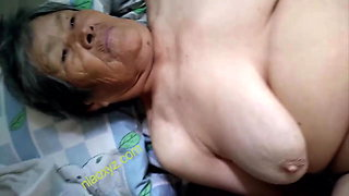 video titel: big tits chinese granny || porn tgas: amateur,asian,big tits,chinese,xhamster