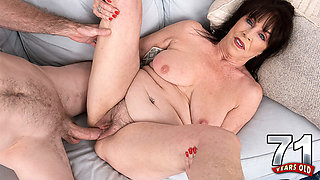video titel: Christinas First Fuck Video Christina Starr And Brick Danger || porn tgas: big ass,big tits,brunette,first time,videotxxx