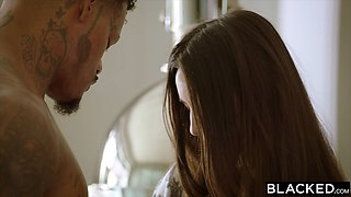 video titel: BLACKED Teen Hooks Up With Her Sisters BBC Affair    porn tgas: bbc,big cock,blowjob,brunette,gotporn