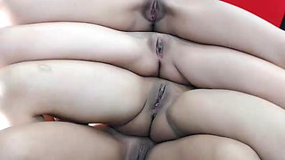 video titel: Stacked Pussies !    porn tgas: brunette,latin,lesbian,old and young,xhamster