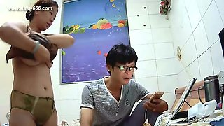 video titel: Hackers use the camera to remote monitoring of a lovers home life. || porn tgas: amateur,asian,cams,chinese,