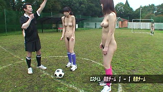 video titel: After a naked soccer game a blowjob is the best || porn tgas: blowjob,brunette,games,group,xhamster