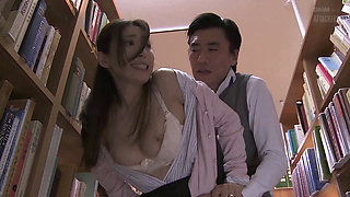 video titel: Teacher Fucked In A School Library || porn tgas: asian,erotica,fetish,fuck,pornone_com