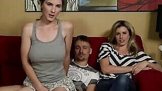 video titel: Step family group fucking with cute women || porn tgas: amateur,ass,bukkake,cute,PornoSex