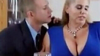 video titel: Busty mother seducing kinky son for the camera || porn tgas: blowjob,boobs,busty,cams,PornoSex
