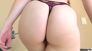 video titel: Pawg Teen With Pigtails Is Forced To Fuck || porn tgas: big ass,couple,forced,fuck,
