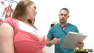 video titel: The Doctor Is In || porn tgas: amateur,babe,big tits,brunette,