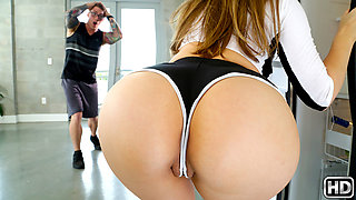 video titel: Lena Paul Nathan Red in Caught In The Shower BigNaturals    porn tgas: big ass,big tits,caught,cumshots,