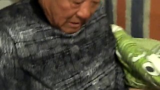 video titel: Chinese old man with younger women || porn tgas: amateur,asian,chinese,hardcore,