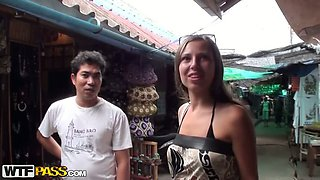video titel: I Took My GF To Thailand And Found Out She Is A Filthy Skank || porn tgas: amateur,babe,couple,cumshots,bravoteens