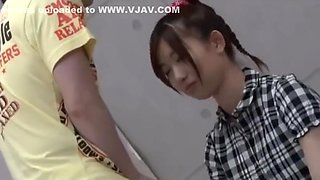 video titel: RCT The petite schoolgirl get fucked during examination    porn tgas: asian,babe,fuck,japanese,