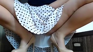 video titel: sandralee intimate record on 30 18 from chaturbate || porn tgas: brunette,upskirt,webcam,
