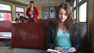 video titel: Pickup girl stayed without her jeans || porn tgas: 3some,amateur,girl,group,beeg