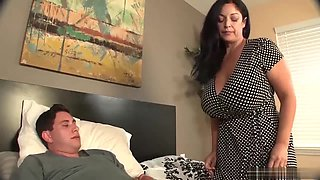 video titel: My Home Teacher give me Blowjob || porn tgas: big tits,blowjob,brunette,couple,bravotube