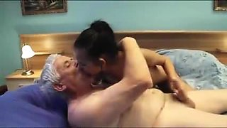 video titel: Old man calls a sexy young escort girl with nice boobs cre || porn tgas: boobs,escort,old man,sexy,xhamster