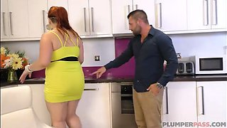 video titel: Spanish Plumper Babe Maria Bose is a Lovely Maid || porn tgas: ass,babe,bbw,latin,gotporn