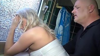 video titel: Besoffene Schwagerin || porn tgas: amateur,big tits,blonde,couple,