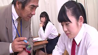 video titel: Lori Daughter Favorite Time Stop Uncle Himeka Seijou, Chiharu Miyazawa and Mirei Arata || porn tgas: asian,brunette,daughter,fetish,videotxxx