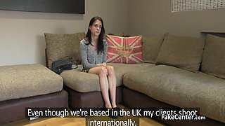 video titel: Busty skinny babe satisfied casting agent || porn tgas: agent,babe,big tits,busty,
