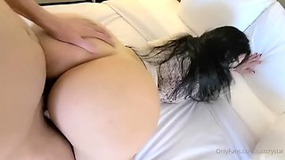video titel: Crystal Lust Fucked In a SnakeSkin Dress dl before removed    porn tgas: big ass,cumshots,doggy,fuck,jizzbunker