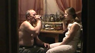 video titel: Granddaughter drunk and fucked grandpa. Russian. Amateur || porn tgas: amateur,ass,drunk,fuck,
