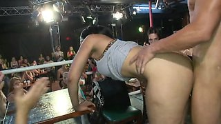 video titel: Group of wild and sexy women are getting fucked by a horny stripper || porn tgas: fuck,group,horny,sexy,sexvid