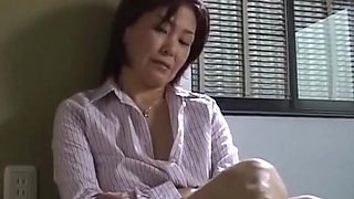 video titel: Japanese Mom Chizuko A Taboo Cock || porn tgas: asian,cock,doggy,fingering,