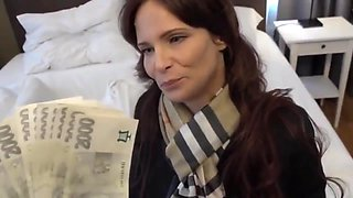 video titel: Lucky stranger picked up mature american milf and fucked her for the money || porn tgas: amateur,american,anal,big cock,videotxxx