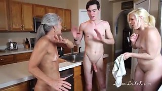 video titel: Freeze n shut up a taboo family threesome || porn tgas: 3some,family,orgy,taboo,xxxdan